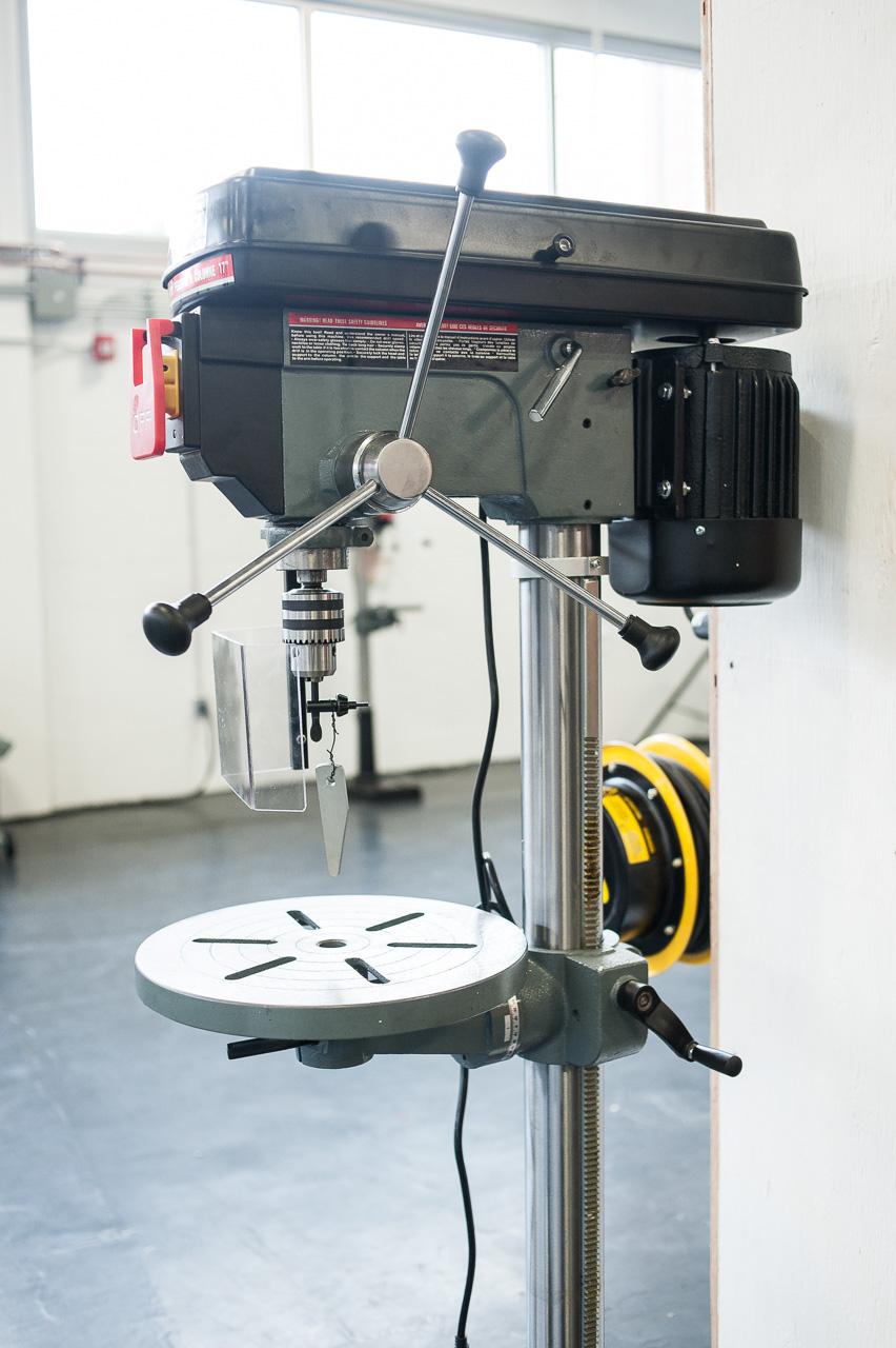 Machine Manufacturing Space manufactures