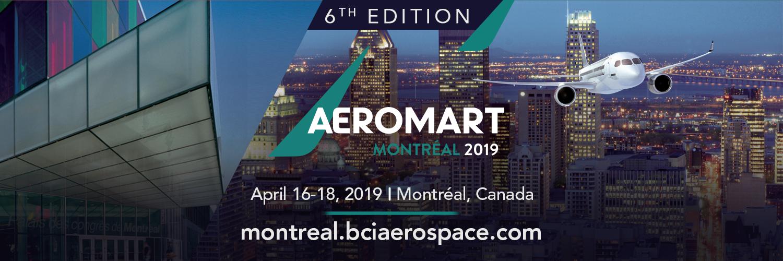 aeromart Montreal 2019